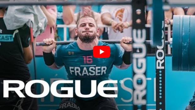 L'épreuve CrossFit Total aux CrossFit Games 2018 by Rogue !