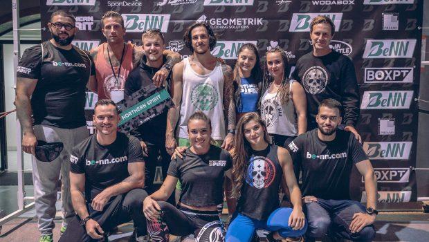 Northern Spirit et BeNN- Propulsés par la communauté et 100% dans le fitness