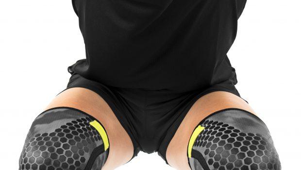 Test des genouillères Compex Knee Sleeve