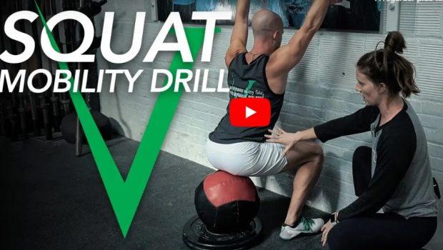 Des astuces de mobilité pour bien travailler votre squat !