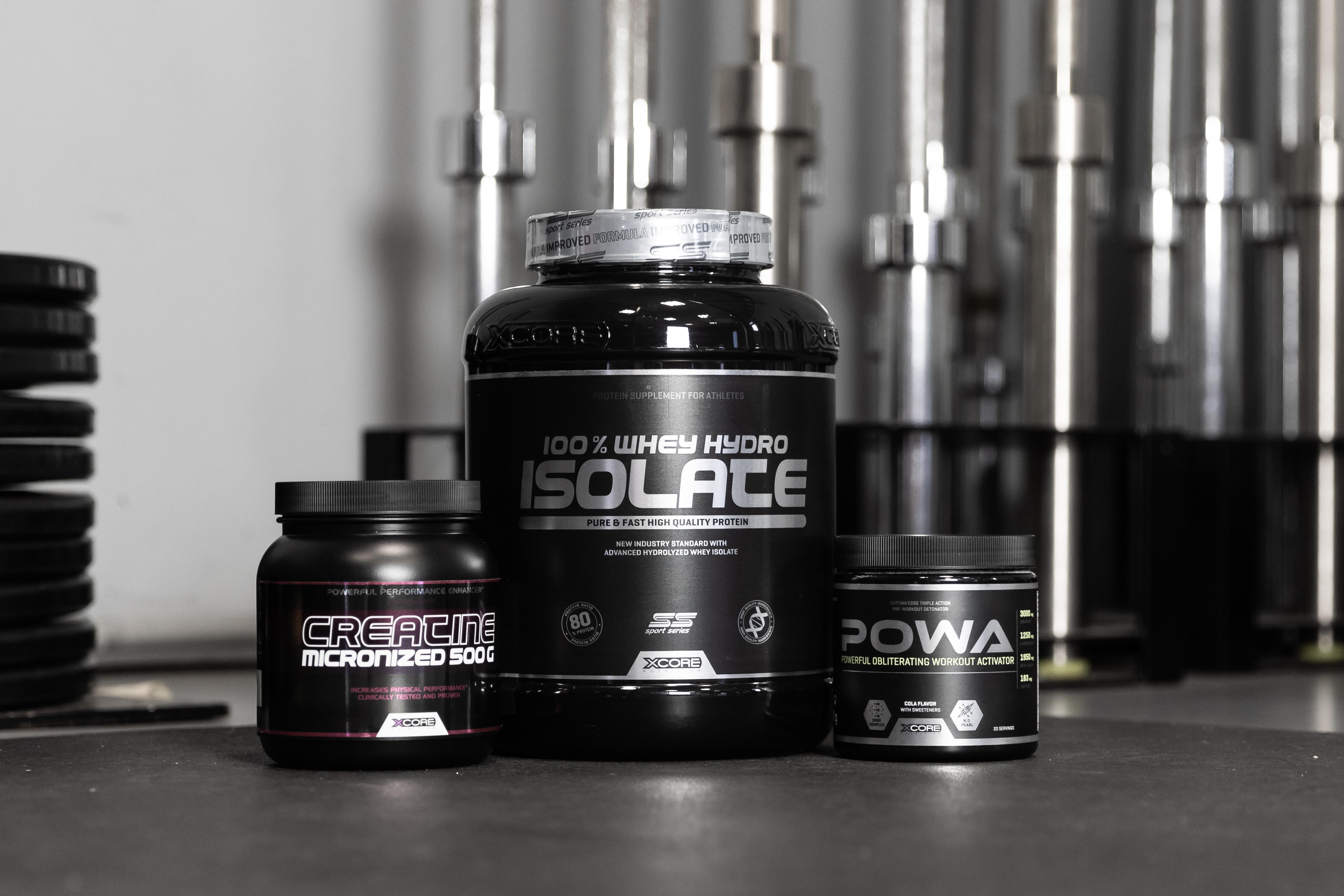 Xcore Nutrition : une marque de nutrition sportive pour vous dépasser !