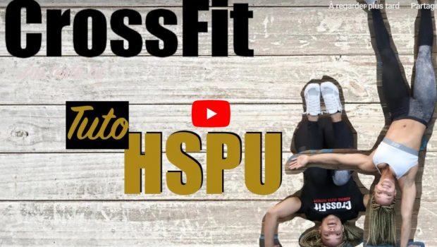 Comment faire les HSPU en CrossFit®* ?