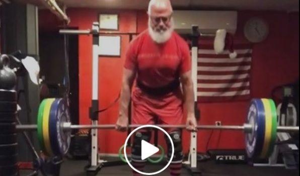 Jacinto Bonilla – 79 ans et 3 qualifications au CrossFit®* Games !
