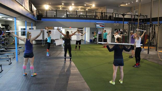 Un échauffement ultra-efficace de 10 minutes pour vos séances de CrossFit®* !