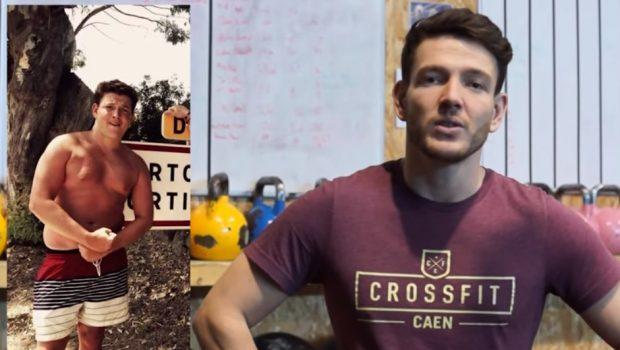 Perdre 25 kg grâce au CrossFit®*, c'est possible !