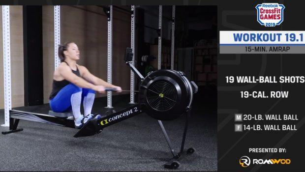 WOD du jour : 22.02.2019 – Workout 19.1 des Open de CrossFit ®* !