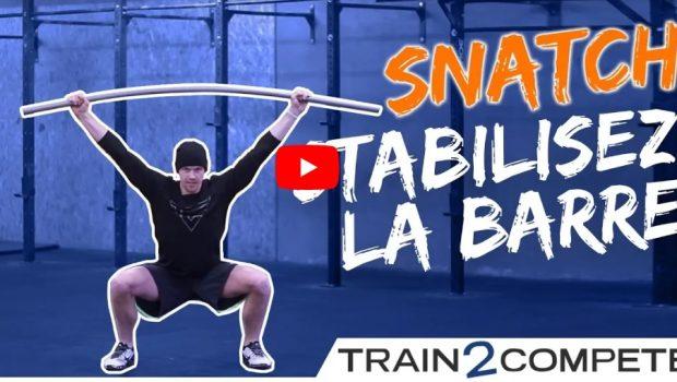 Renforcez et mobilisez vos épaules pour le Snatch et les Overheand Squats !