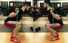 Douleurs aux genoux lors du squat ? Faites cet exercice avant !