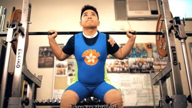 Superbe vidéo de promotion de l'Asian Classic Powerlifting Championships à Hong Kong !