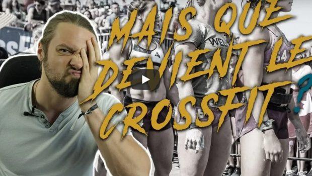 Mais que devient le CrossFit ®* ?