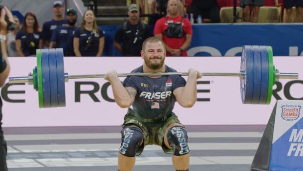 Mat Fraser : le Champion des CrossFit ®* Games 2019 !