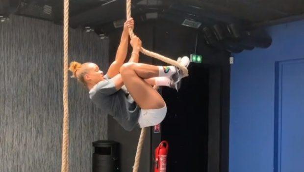 Tuto : comment arriver à monter à la corde ? (Rope climb)