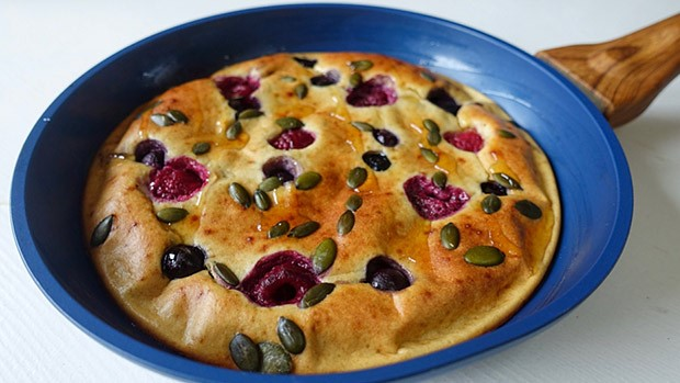Recette : un pancake riche en protéines, facile et rapide à faire !