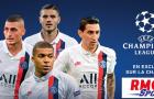 Besoin de vous changer les idées après un WOD ? Regardez les matchs de la Ligue des Champions avec RMC Sport !