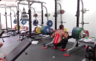 Quelques alternatives au back squat, deadlift et bench-press !