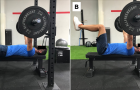 Devez-vous faire du bench press (développé couché) avec les pieds soulevés ?
