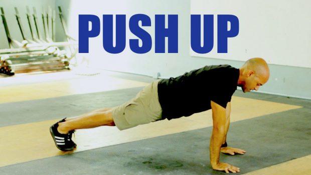Une variante de pompe (push-up) que vous n'avez sûrement jamais essayée !